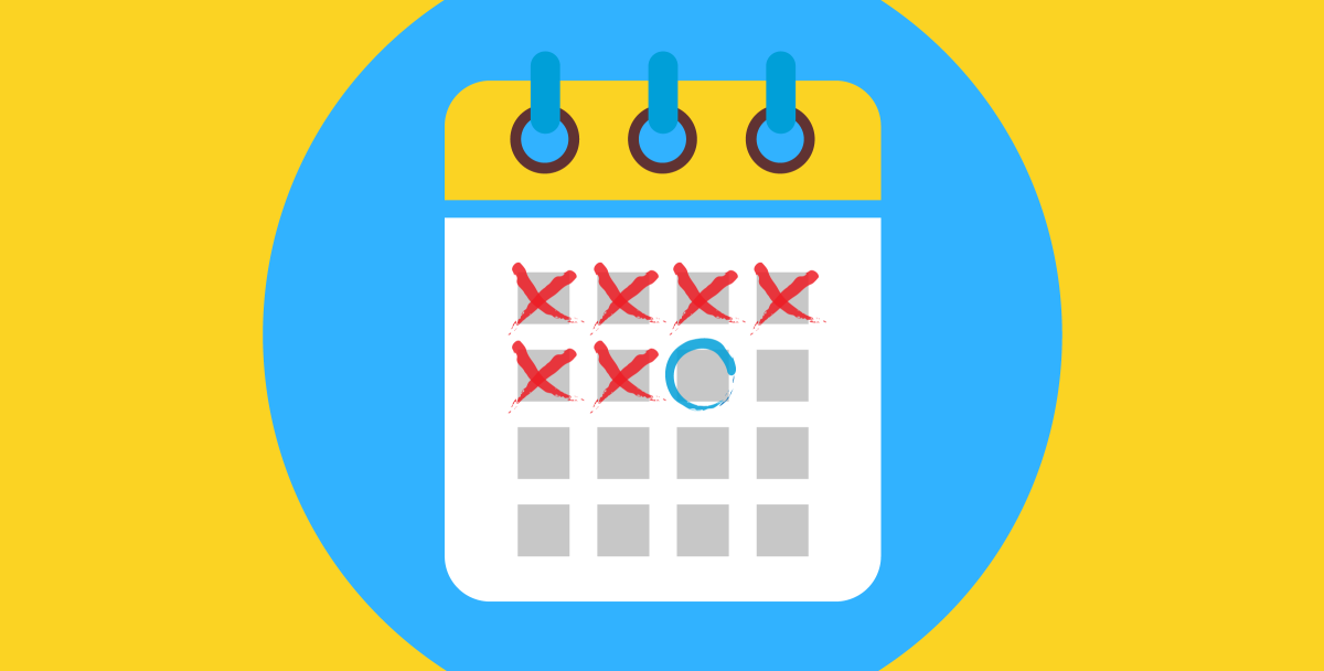 calendar streak