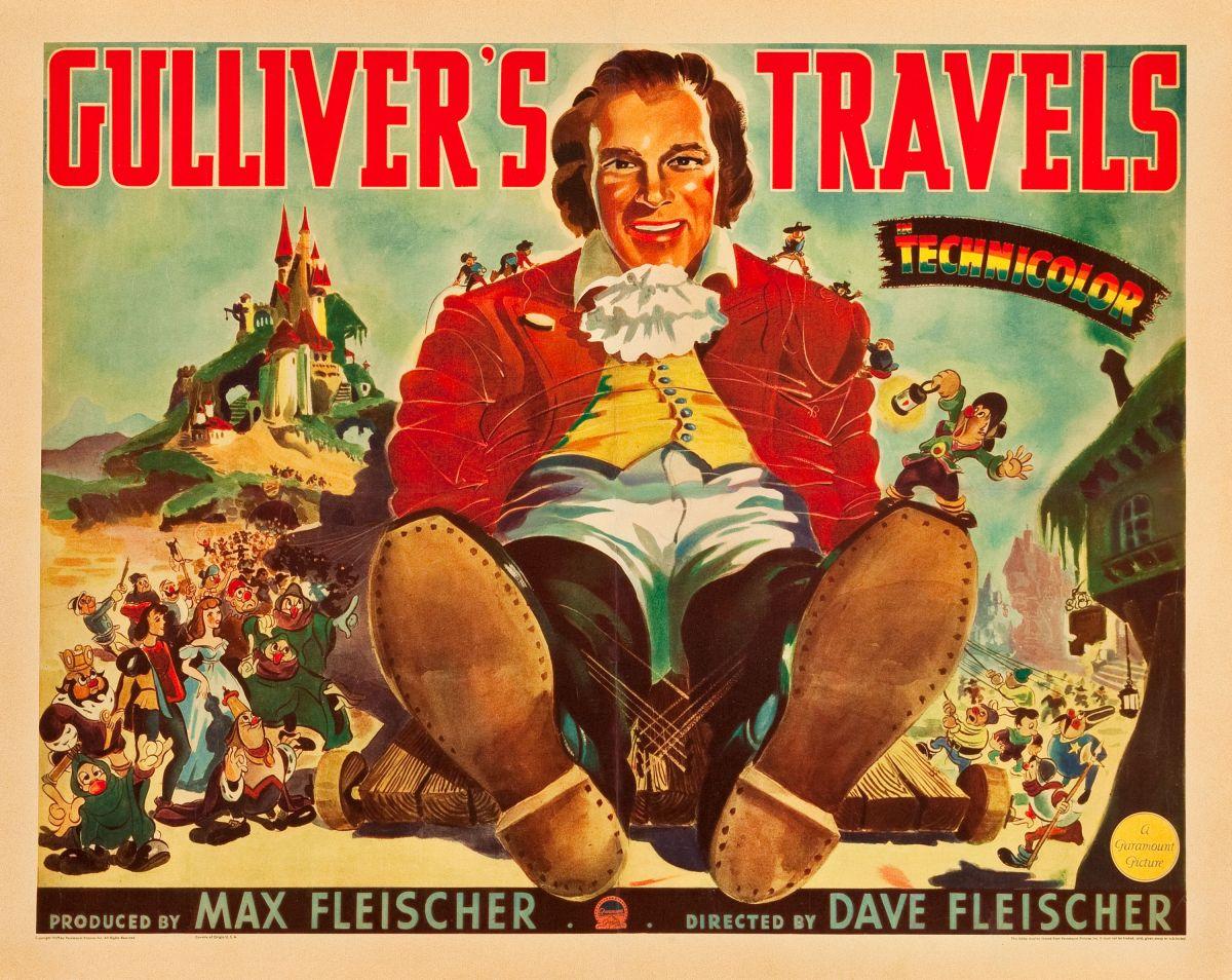 Gulliver's Travels promo