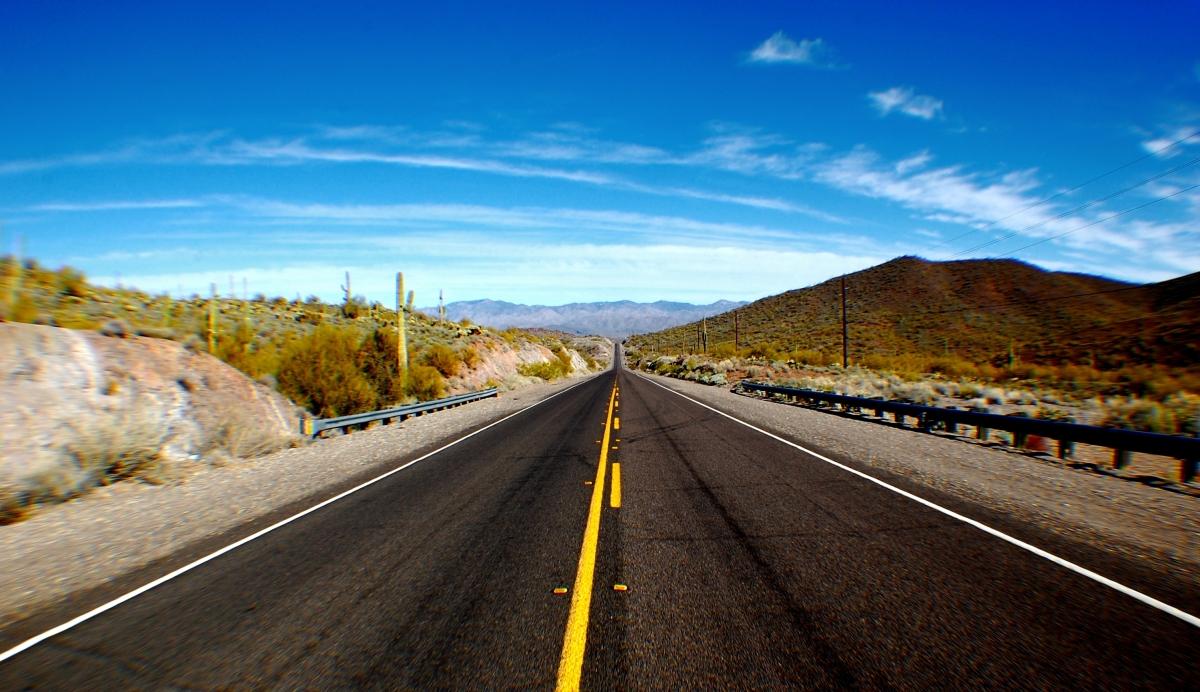 """The Road Ahead"" by Ryan Cadby."