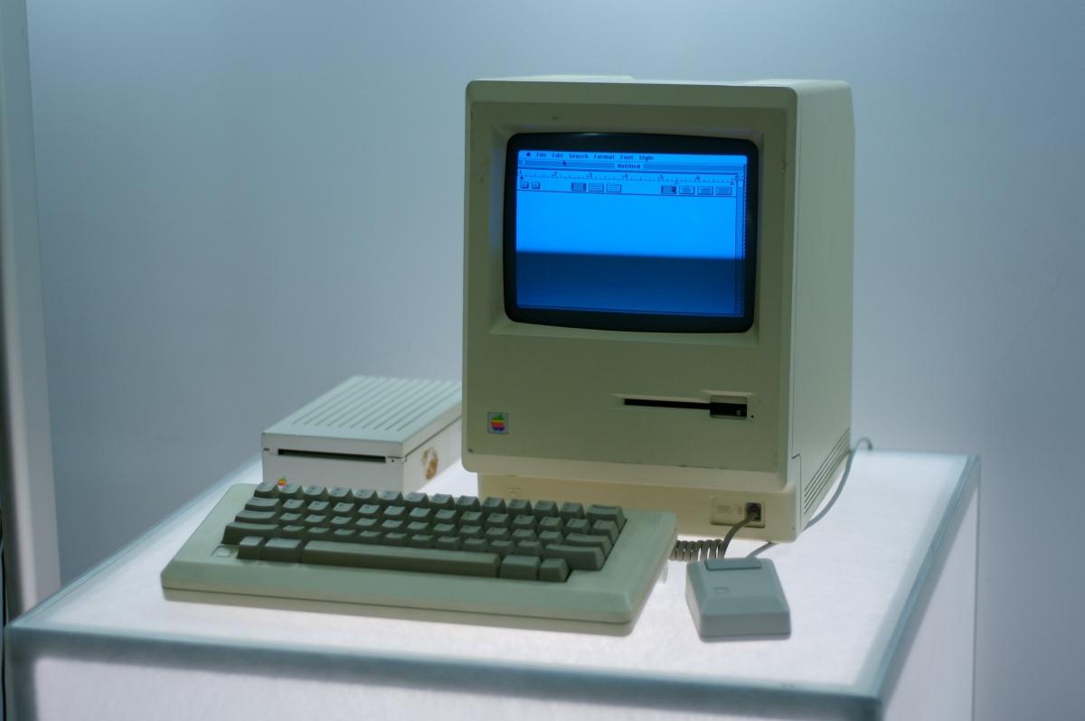 The Mac.