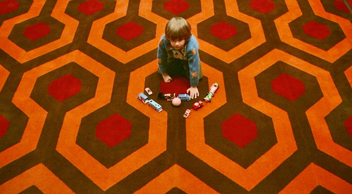 Carpet from 'The Shining'