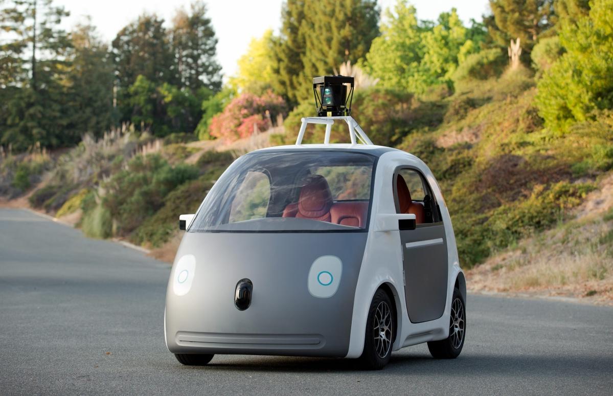 Google-Self Driving Car