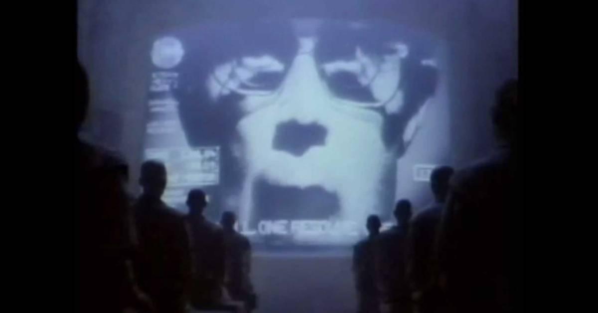 Mac 1984 ad