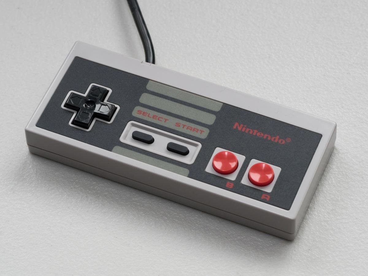 """""""Nintendo NES Controller"""""""